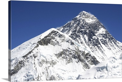 Mt. Everest, the top of the world