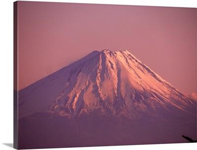 Mt. Fuji, Yamanashi, Japan.