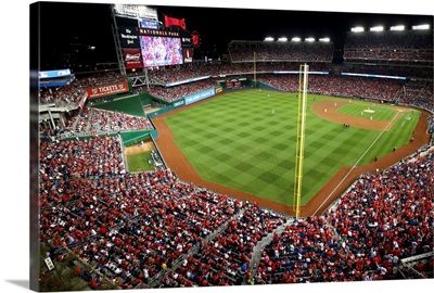 National League Division Series - Los Angeles Dodgers v. Washington Nationals - Game One