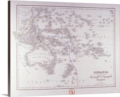 Oceania (Australia, Polynesia, and Malaysia)