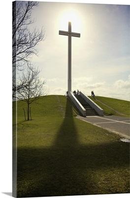 papal cross at phoenix park