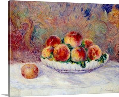 Peaches by Pierre Auguste Renoir