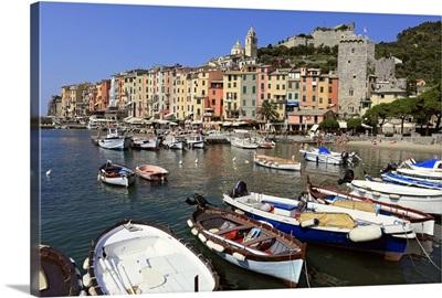 Portovenere, Cinque Terre, Liguria, Italy