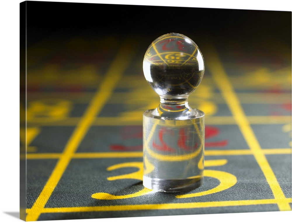 Roulette marker used bitcoin gambling website