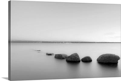 Shirley's Bay Ottawa with stone.