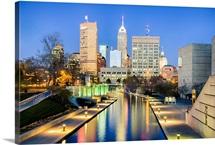 Skyline, Indianapolis, Indiana