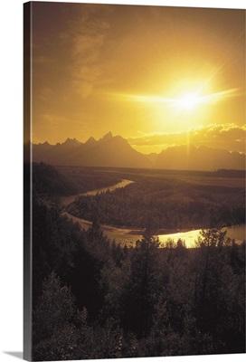 Snake River Plain, Wyoming