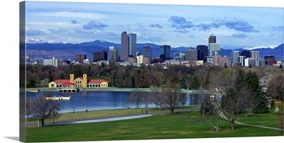 Springtime in Denver, Colorado