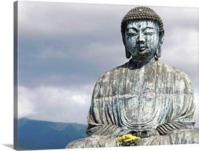 Statue of Buddha , Hawaii , USA