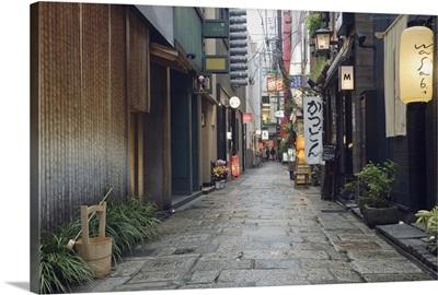 Street View of Houzenji Row