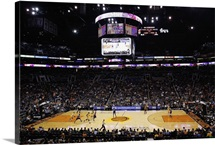 Talking Stick Resort Arena during the Cleveland Cavaliers and the Phoenix Suns game