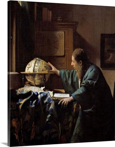 Vermeer astrologer meaning