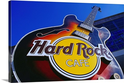 The Hard Rock cafe in Cancun - Quintana Roo, Yucatan