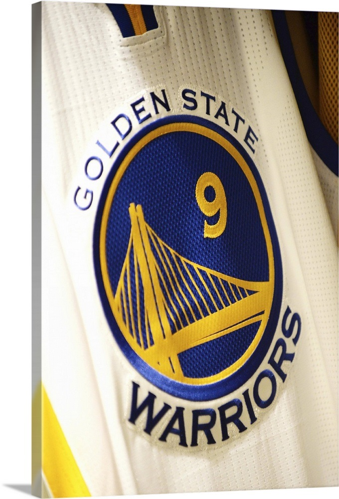 huge discount 55748 33ce8 The jersey of Andre Iguodala of the Golden State Warriors
