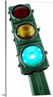 Wall Hanging Traffic Light : Traffic light Wall Art, Canvas Prints, Framed Prints, Wall Peels Great Big Canvas