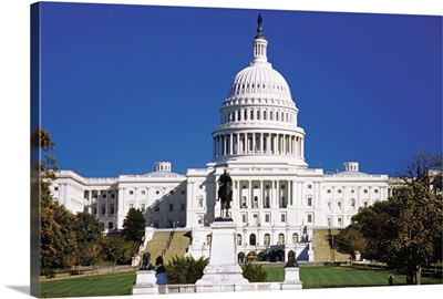 U.S. Capitol Building in Washington, D.C., USA