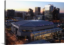 US Airways Center before a NBA game