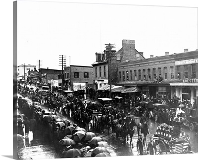 USS Maine Funeral Procession
