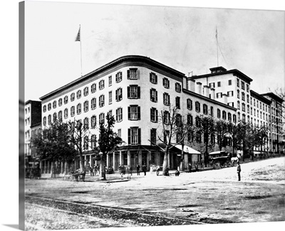 Willard Hotel, Washington, D.C