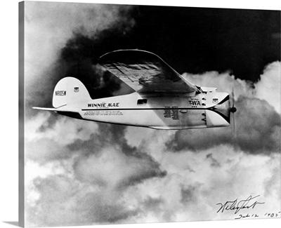 Winnie Mae Of Oklahoma Mail Plane