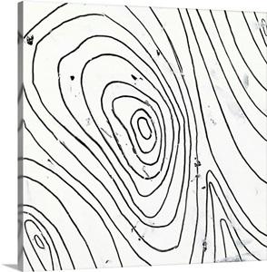 Black and White VI Wall Art, Canvas Prints, Framed Prints