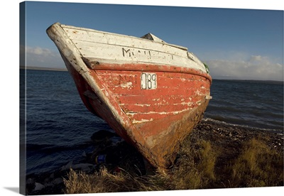 Boat Natales Chile 2