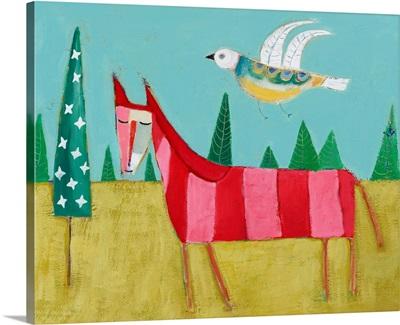 Candyland Horse