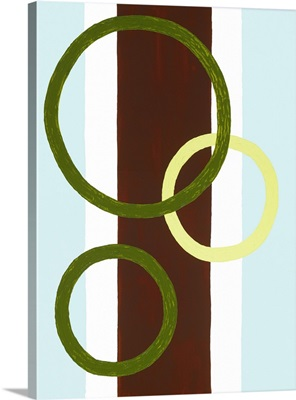 Circles on Stripes III, part I