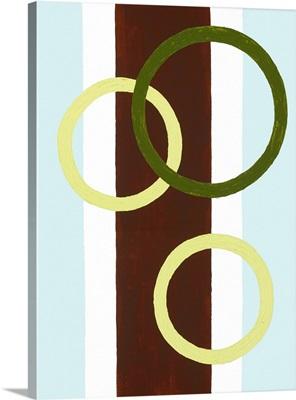 Circles on Stripes III, part II