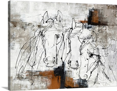 Contour Horse 2