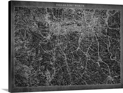 Dallas Map A