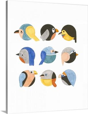Emoji Birds