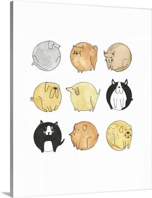 Emoji Dogs