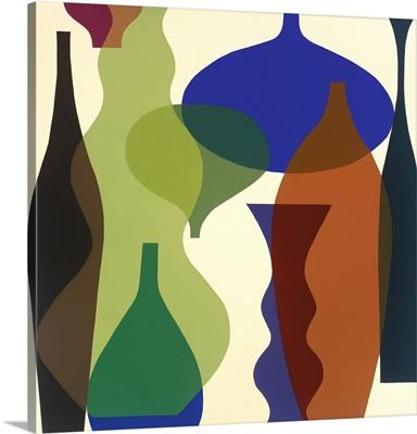 Floating Vases II