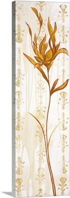 Floral on Wallpaper 1