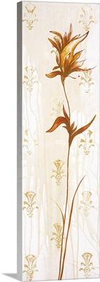 Floral on Wallpaper 2