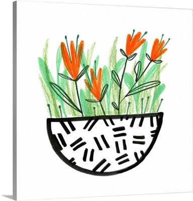 Flowerpot III