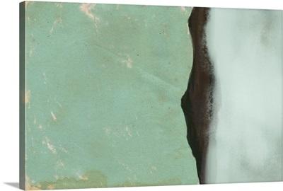 Foggy Paper Landscape A