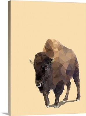 Fractal Bison