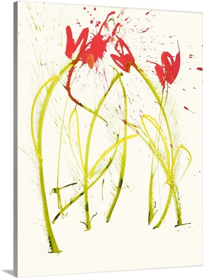 Gestural Florals 5