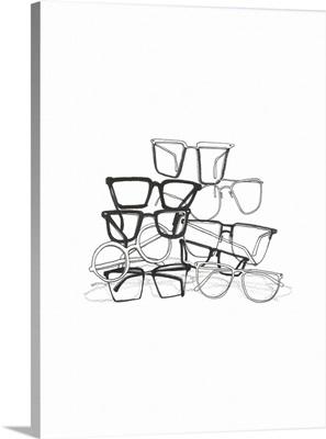 Glasses Jumble 3