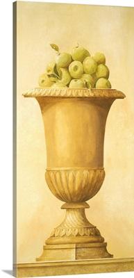 Green Apples in Vase