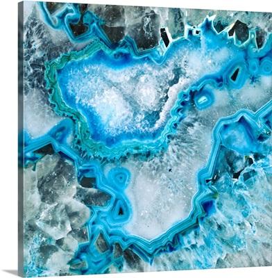 Ice Crystal Geode