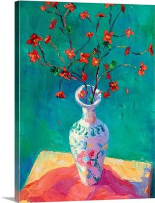 Intricate Vase
