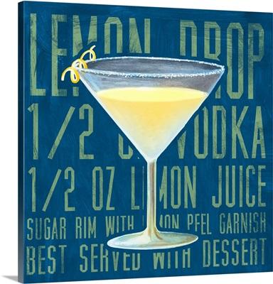 Lemon Drop (square)
