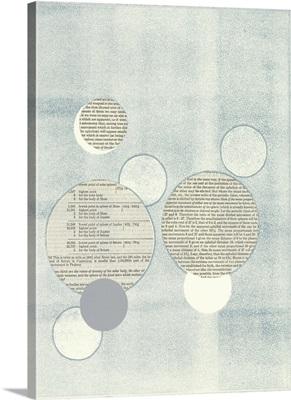Light Blue Word Bubble