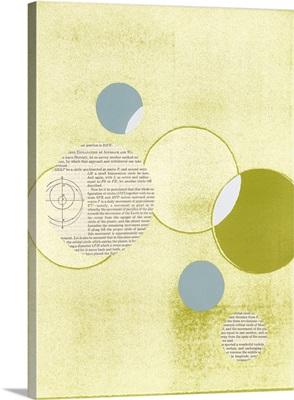 Light Lime Word Bubble