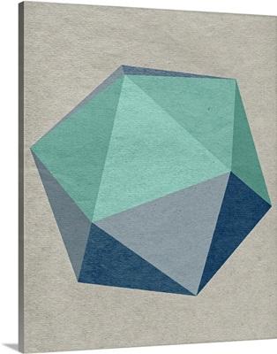 Linen Geometrics VI