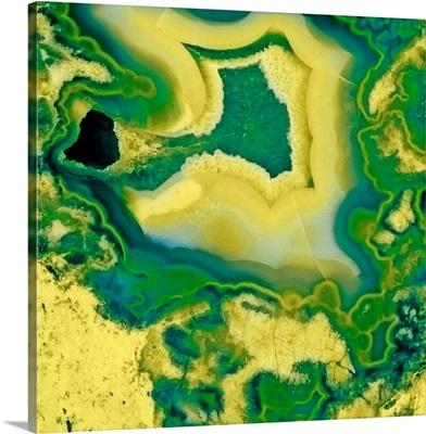Mineral Rings Geode