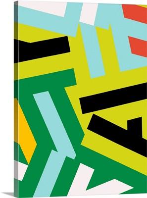 Monochrome Patterns I in Multi